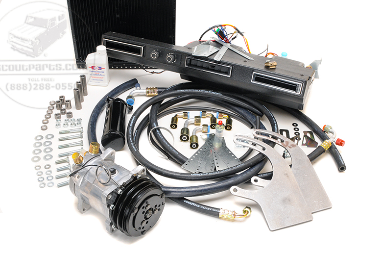 Air Conditioning Complete Installation Kit