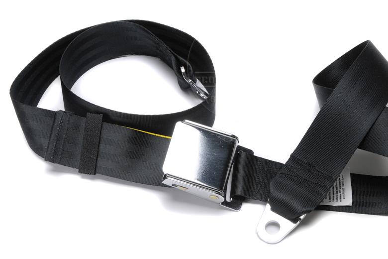 Scout II, Scout 80, Scout 800 Seat Belt - Airplane Latch Lap Belt
