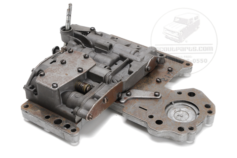 Scout II Valve Body For 727 Automatic