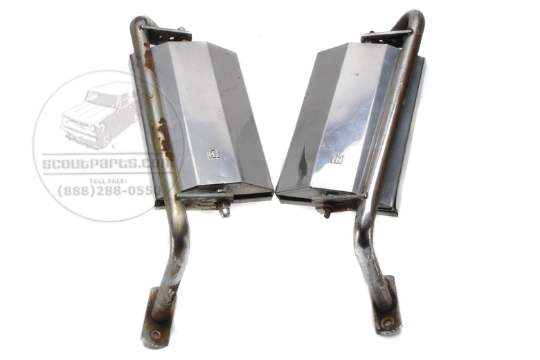 Scout 80, Scout 800 Mirror Set West Coast  - Used
