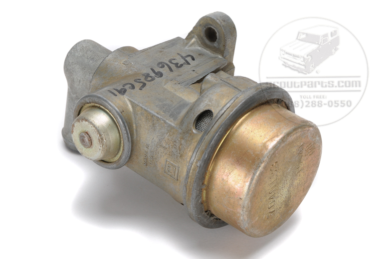 Scout II Diverter Valve - NEW OLD STOCK