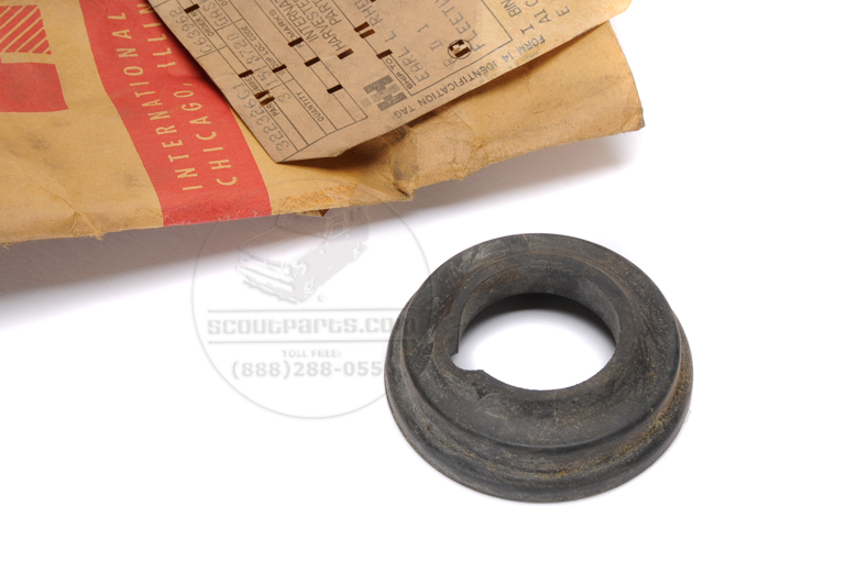 Scout 80, Scout 800 Gas Cap Gasket - NEW OLD STOCK