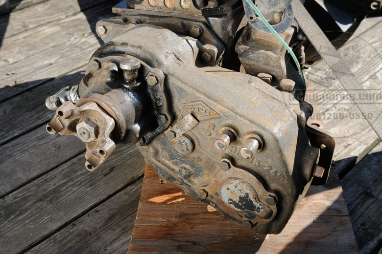 Dana 300 transfer case