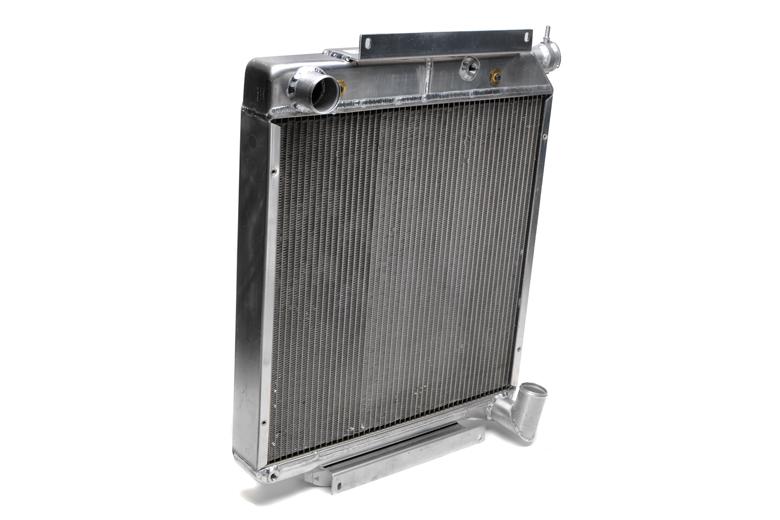 Scout II Radiator NEW - Aluminum  V8