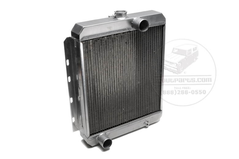 Radiator - Aluminum for 4CYL