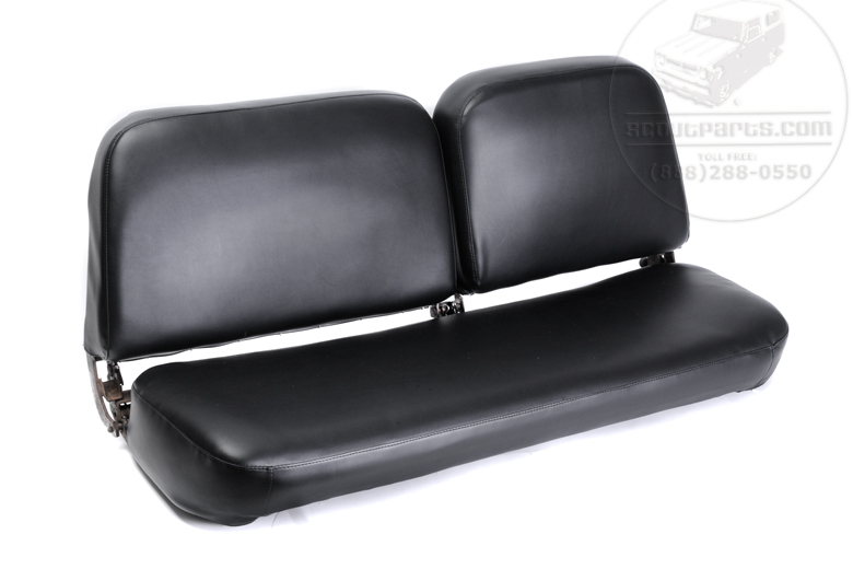 Front Bench Seat Cover NEW For  Original Seats
