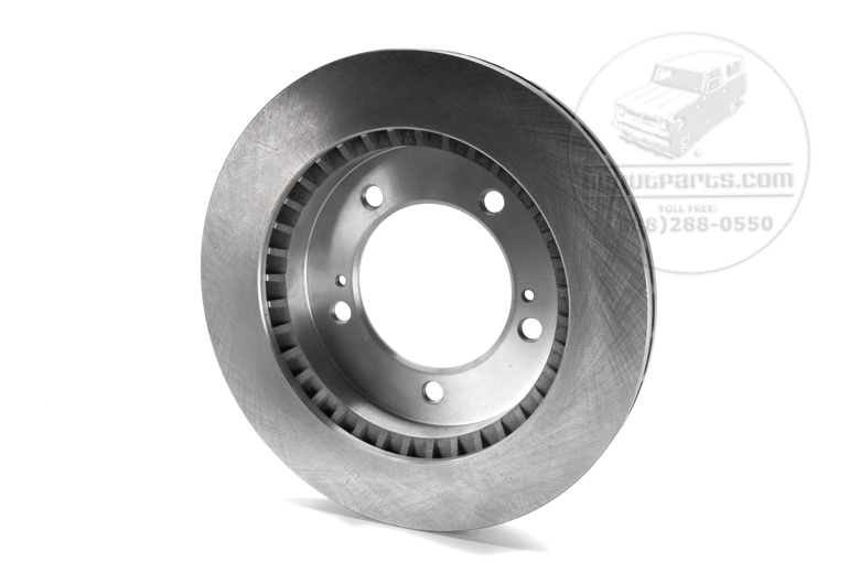 Brake Rotor - Replacement for Rear Brake Conversion