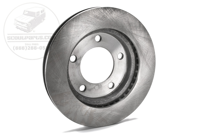 Scout II Brake Rotor - Replacement For Front Brake Conversion