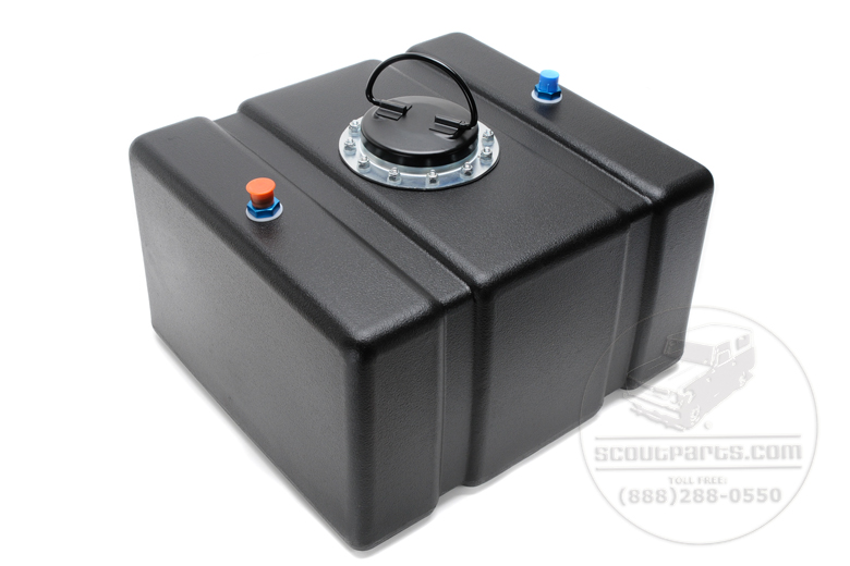 Scout II Twelve Gallon Fuel Cell 12 Gallon