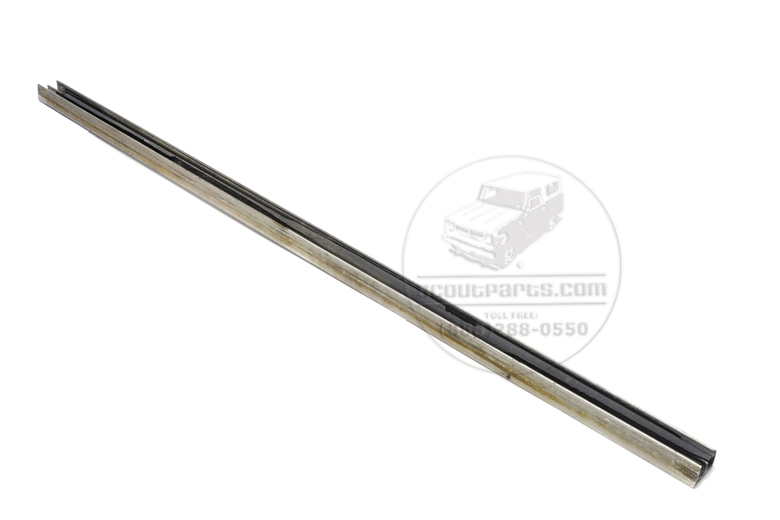 Slider Window Lower Track for Scout  80 - 61 - 62