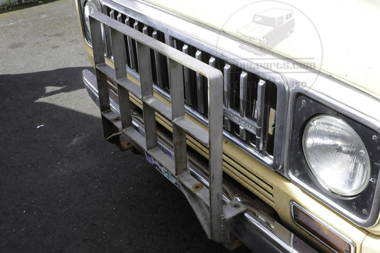 Scout 80, Scout 800 Grille Protecter Original  -  and 80 800