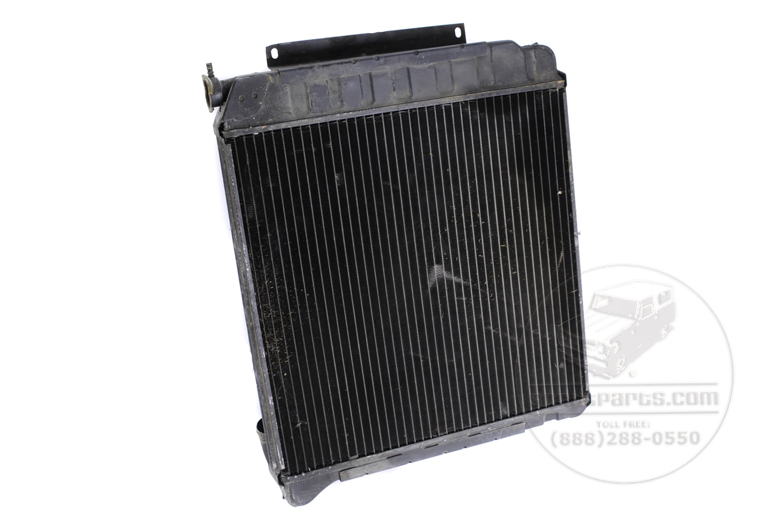 Scout II Radiator - Used