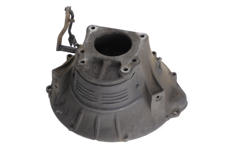 Scout II Bell Housing - Manual Transmission