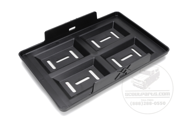 Scout II, Scout 80, Scout 800 Battery Tray