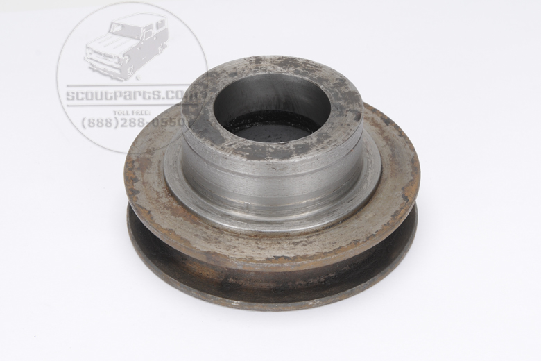 Throwout Bearing Sleeve - 3 speed  - used