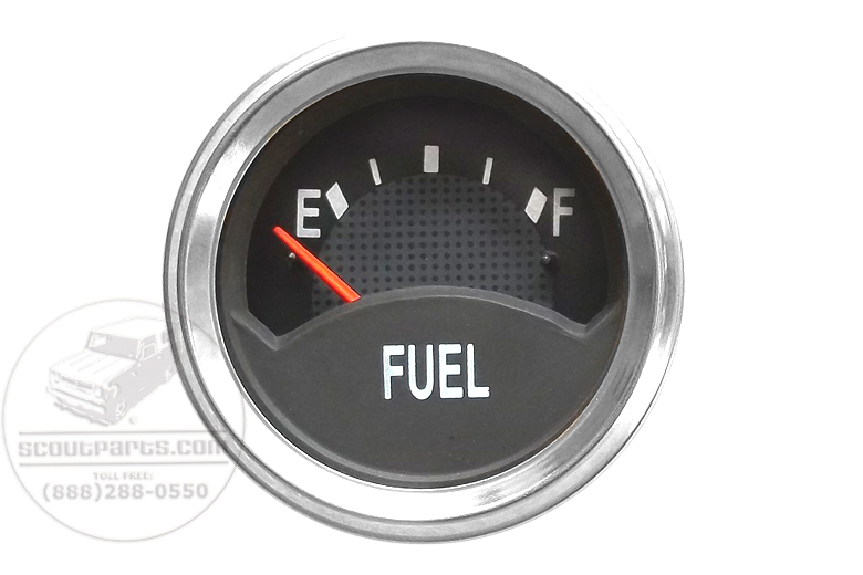 Fuel Gauge - NEW REPRODUCTION