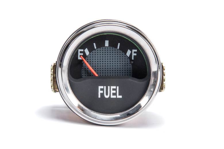 Scout 800 Fuel Gauge - New Reproduction