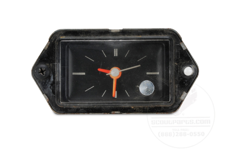 Scout II Clock - Original - Refurbished