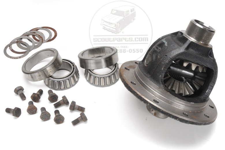 Scout II Differential Kit - New Old Stock