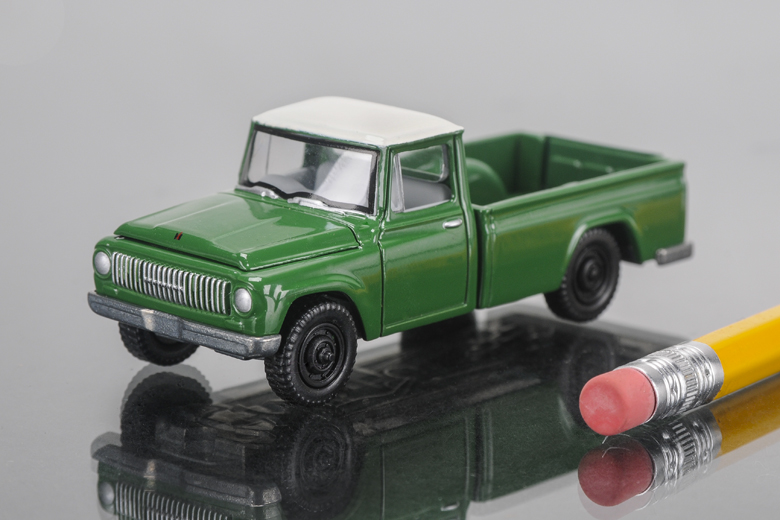 Model International 1200 Toy Replica-limited amount