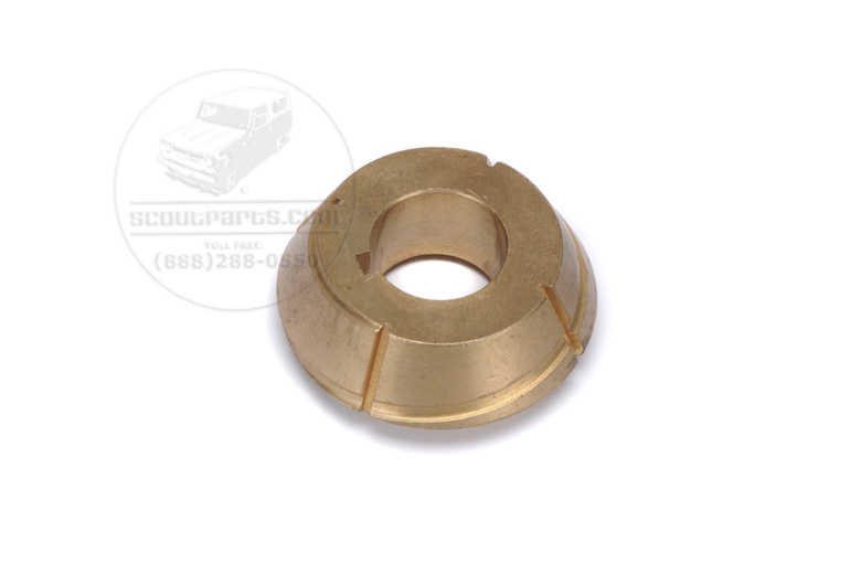 Scout 80, Scout 800 Original King Pin Bushing Trunnion-  Solid Brass