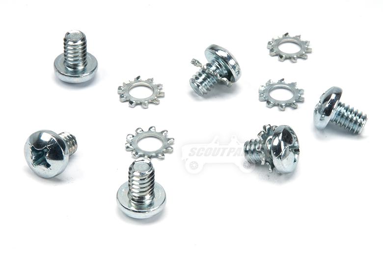 door lock screws