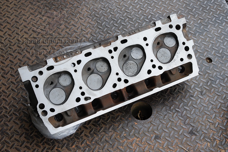 Scout II Scout 80 Scout 800 Cylinder Head Rebuilt