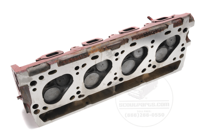 Scout II, Scout 80, Scout 800 Cylinder Head - Rebuilt