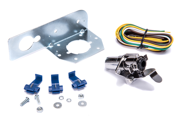 Scout II, Scout 80, Scout 800 Trailer Wiring Kit - 5' ,  4 Pole