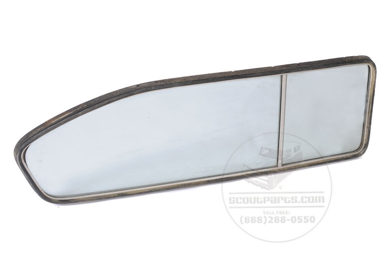 Side Windows with Seals - Slider - New  Old Stock