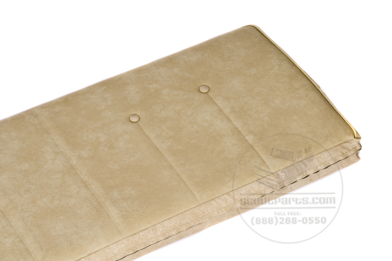 Scout II Tan Seat Cushion - new old stock
