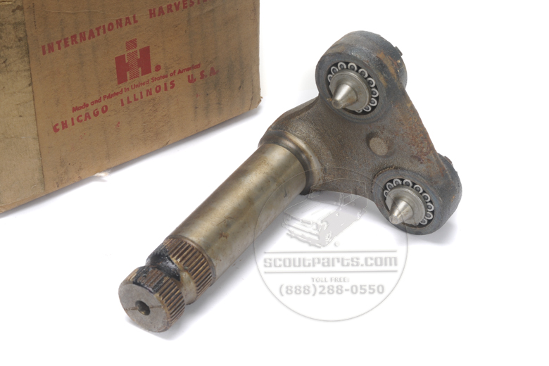 Lever Shaft -new Old Stock.