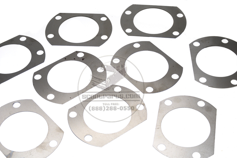 Scout 80, Scout 800 Axle Shim For Dana 27 Axle