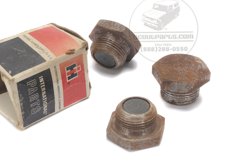 oil plug magnetic - New Old stock