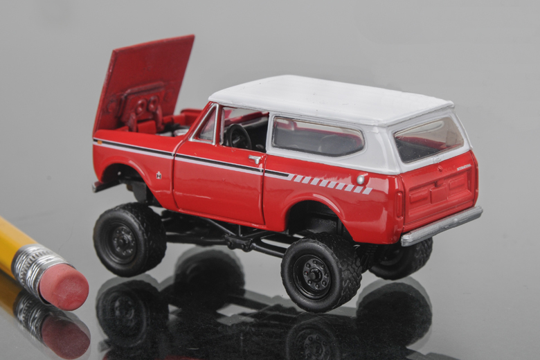 Scout II 1979  Model Toy Replica