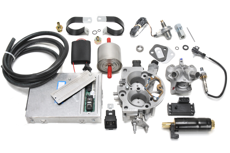 Scout II Fuel Injection Kit For International V8 Engines