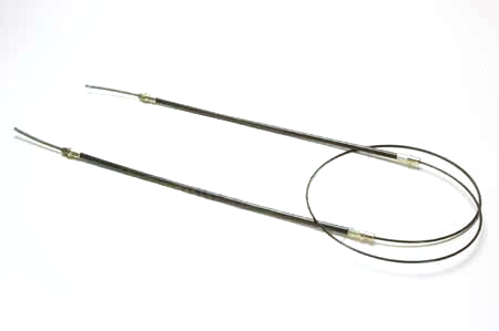 Scout 800 Rear Emergency Brake Cable  94.5""