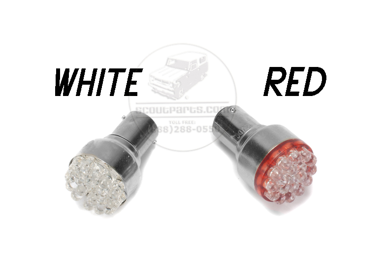 Scout II, Scout 80 LED Tail Light Bulb