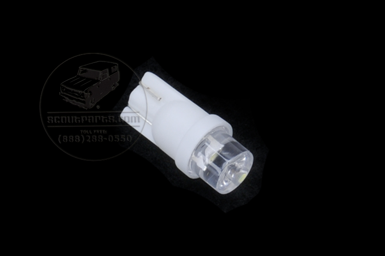 LED Side Marker Bulb and Dash Bulb