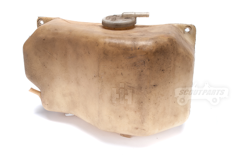 Scout II Coolant Overflow Tank - USED