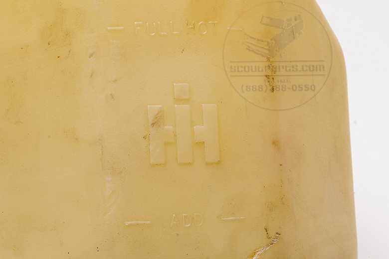 Coolant Overflow Tank - USED
