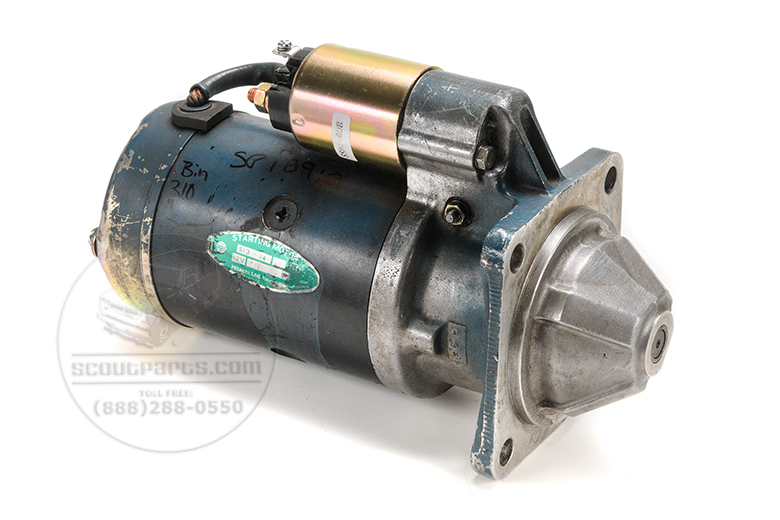 Starter For SD-33 Diesel  Rebuilt