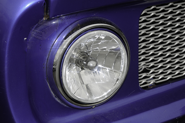 Scout II, Scout 80, Scout 800 H4 Headlight Conversion (Per Side)