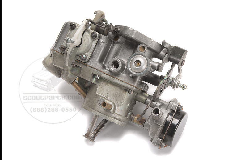 Carburetor for 258 cid 6 cylinder engine - Rebuilt by Holley