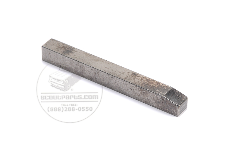 Rear Axle Key - Dana 44 Taper Axle