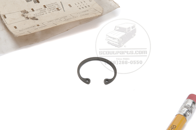 Snap ring - new old stock