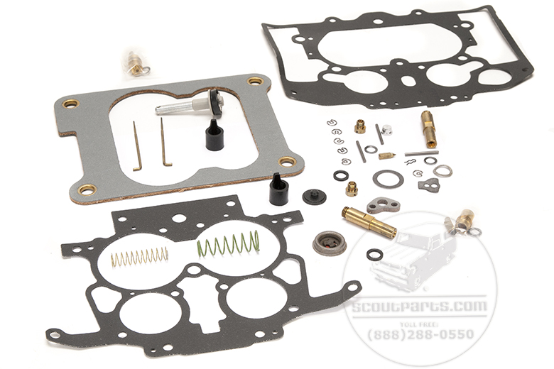 Thermoquad Carb Rebuild Kit