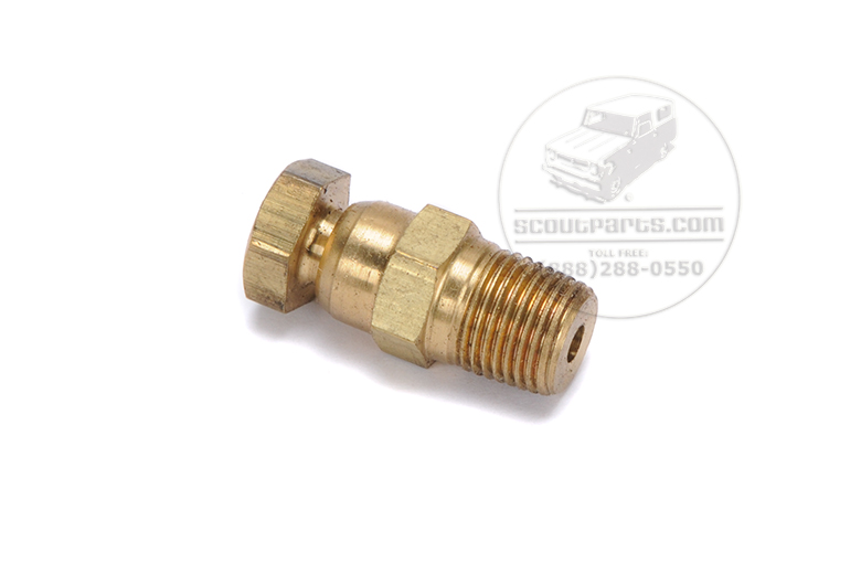 Scout II, Scout 80, Scout 800 Radiator Drain valve - new old stock
