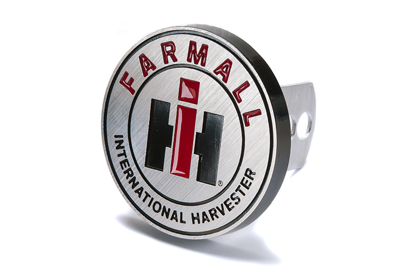 Metal International Harvester Farmall Hitch Cover Plug