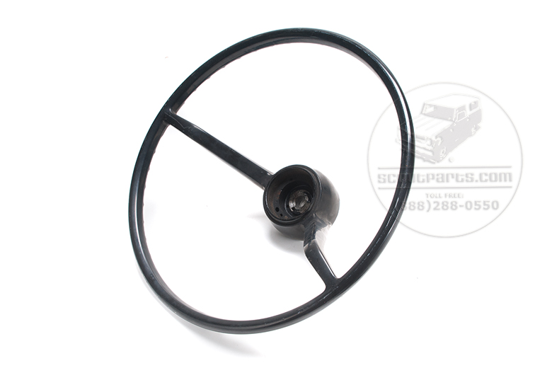Scout 800 Steering Wheel - Two Spoke